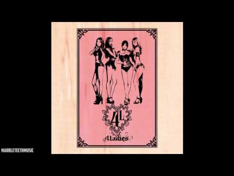 4L 포엘 4Ladies   Move Full Audio Digital Single   Move