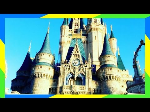 ✨ LIVE! FROM DISNEY WORLD WITH NEW MAGIC KINGDOM OPENING✨