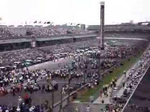 2007 Indy 500 start your engines