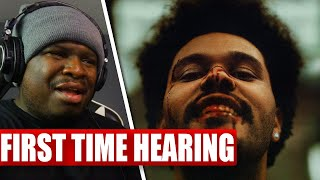 The Weeknd - Escape From LA (Audio) - REACTION