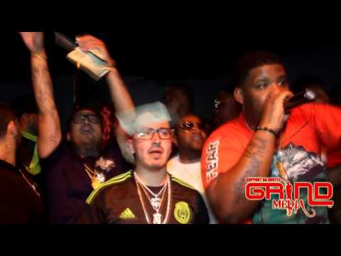 Derez Deshon shuts down Club Crucial with Money Row ent for Head Bday pt 2