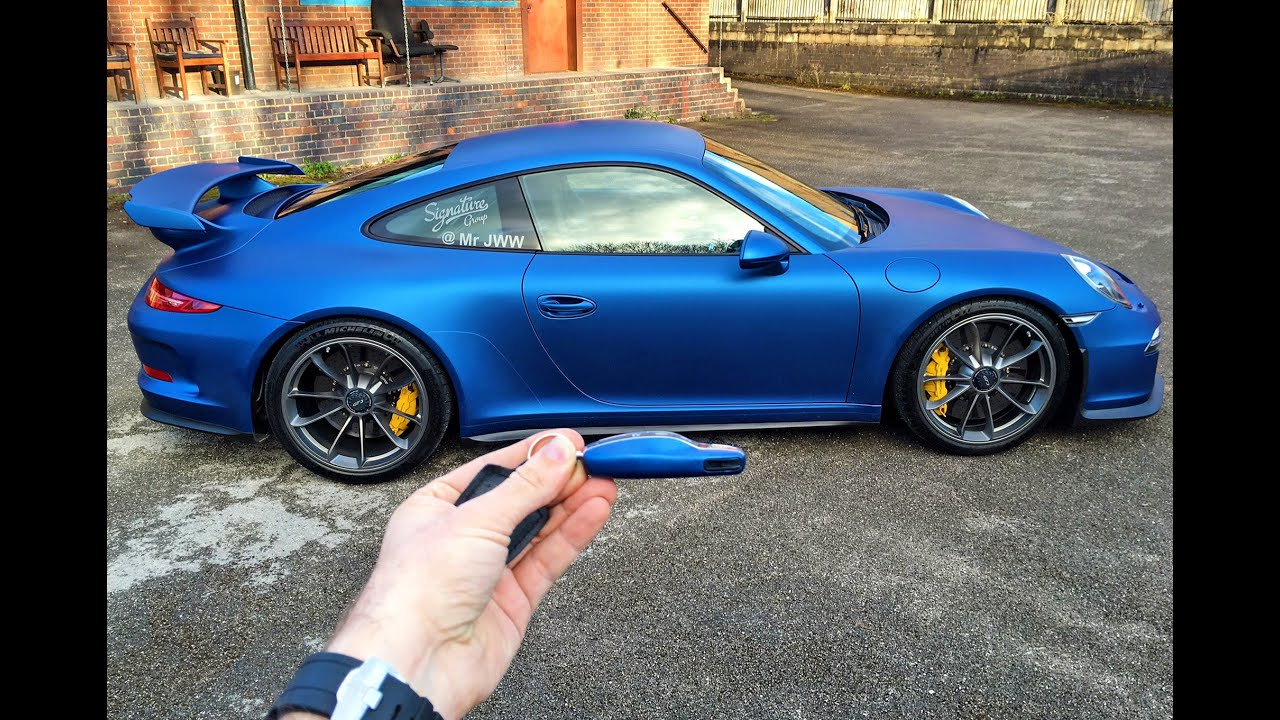 Wrapping My Porsche 991 GT3 Blue by Signature Group - YouTube on ford blue colors, shelby cobra blue colors, dark blue car paint colors, corvette blue colors, jeep blue colors, candy blue paint colors, chrysler blue colors, jaguar blue colors, chevrolet blue colors, bmw blue colors, mercedes benz blue colors, midnight blue auto paint colors, lexus blue colors, subaru blue colors, camaro blue colors, mazda blue colors, toyota blue colors, red brick trim paint colors, mustang blue colors, audi blue colors,