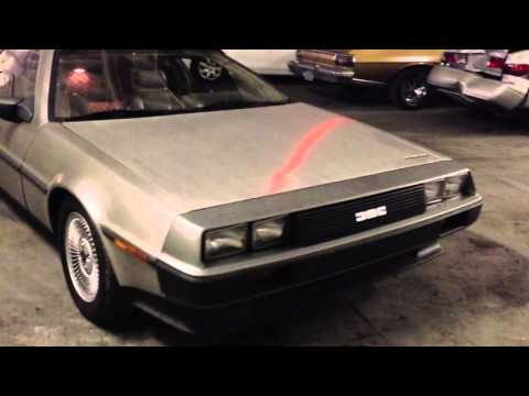 EASY IMPORT AUTO - Inspection Delorean avant expedition - transport import voiture americaine