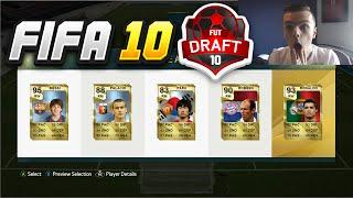 INSANE RARE FIFA 10 RETRO FUTDRAFT!!