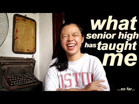 Tips for Senior High School Students