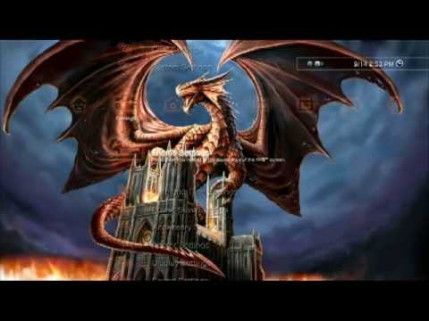 anne stokes collection dragon 39 s fury youtube. Black Bedroom Furniture Sets. Home Design Ideas