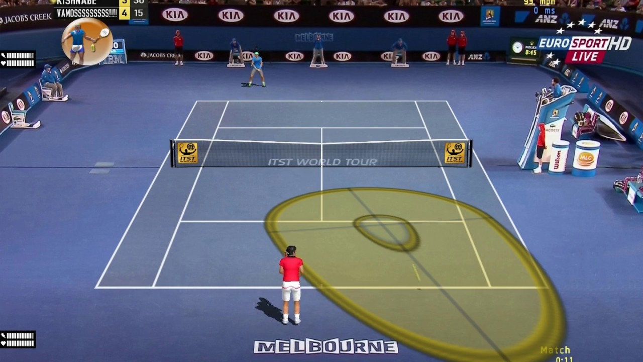 Tennis Elbow 2013 How To Play Online