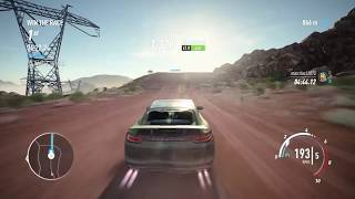 Longest Jump By Porsche Panamera In Need For Speed Payback.