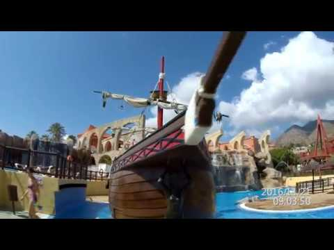 Hotel Polynesia Malaga Spain