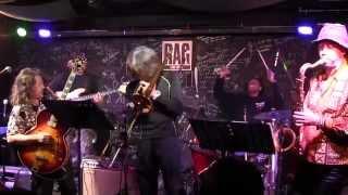 正一郎Shoichiro: guitar from AROMATICA 中村雅人Masato Nakamura: sax...