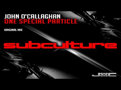 John O'Callaghan - One Special Particle (2014)