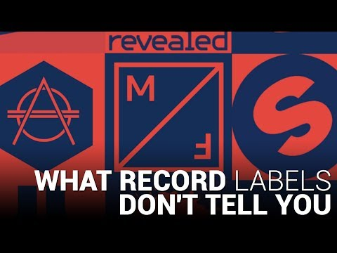 WHAT RECORD LABELS DON'T TELL YOU!!