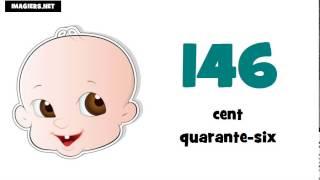 Học tiếng Pháp # Các con số từ 100 đến 200