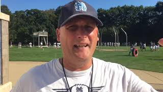 Mona Shores football team prepares for big test vs. Rockford