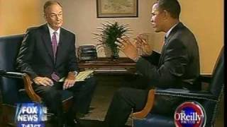 "Obama: ""What can I Tell You"" -  Rev Jeremiah Wright: ""God Damn America"""