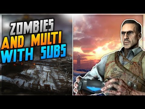 ZOMBIES AND MULTI WITH SUBS LIVE OPEN LOBBIES! (INTERACTIVE STREAMER)
