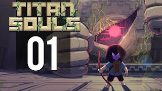 Titan Souls Gameplay - Part 1 - Boss Galore