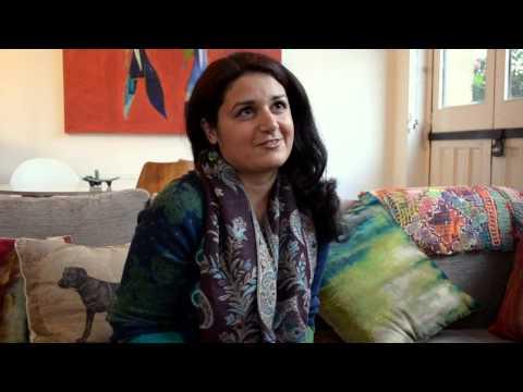 War Poetry for Today: Winner Jasmine Heydari reveals the inspiration for her poem