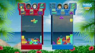 Tetris Party Deluxe comes to Wii and Nintendo DS