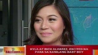 BT: Kyla at RIch Albarez, excited na para sa kanilang baby boy