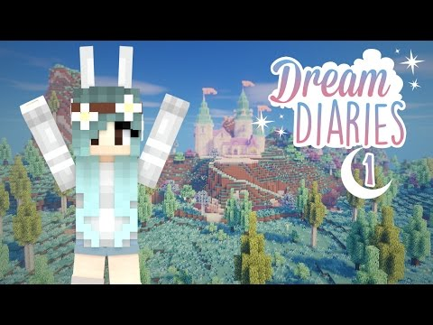 Becoming a dreamer!! Dream Diaries SMP | Episode 1