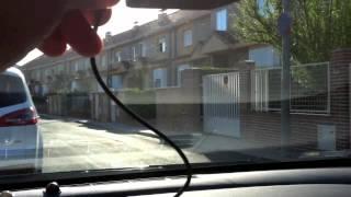 El Chevrolet Volt 2012 en carretera