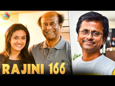 Keerthy Suresh Turns Rajinikanth's Pair | Superstar & A.R. Murugadoss Movie