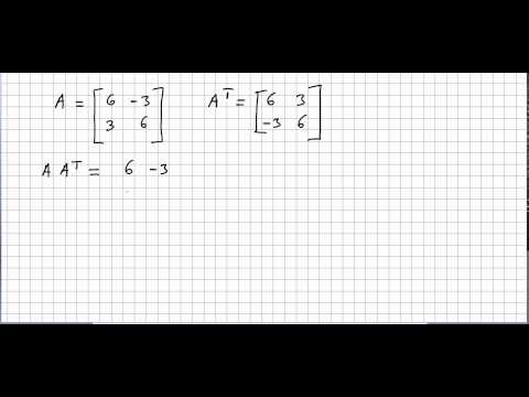 how to find the normal linear algebra