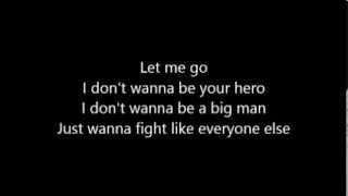 Hero - Family of the year - Lyrics