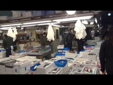 Foodlover - Japan - Tokyo - Tsujiki Food Market
