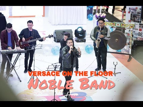 Versace On The Floor - Bruno Mars ( Live Jeriecho & Noble Band )