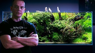 FOREST AQUASCAPE - AQUARIUM PLANTS TRIMMING SESSION BY GREEN AQUA