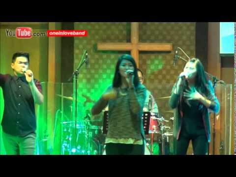 Yesus Kaulah Sahabatku Medley  - OIL's Band COVERED 2014