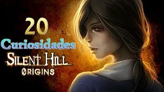 20 Curiosidades de Silent Hill Origins