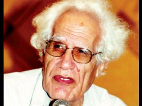 د. أحمد مستجير - عالم الوراثة الشاعر العبقري - YouTube