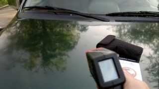 Проверка авто с помощью Толщиномер ЕТ-11Р(Толщиномер ЕТ-11Р -- самая популярная модель в СНГ. Этот прибор покажет Вам все шпаклеванные и крашенные мест..., 2013-05-04T14:28:08.000Z)