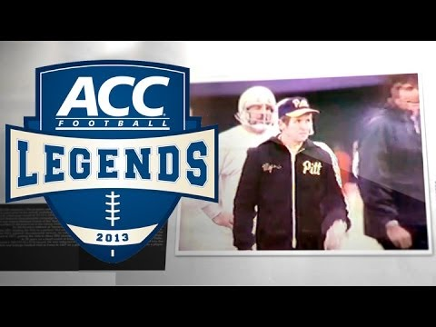 Johnny Majors, Pittsburgh | ACC Legends