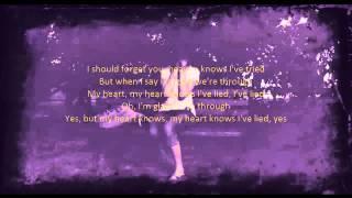 Etta James - Misty Blue (with lyrics)