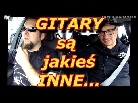Gitary Są Jakieś Inne... Part One - FILMIKI O GITARACH & Druzkowski Guitars