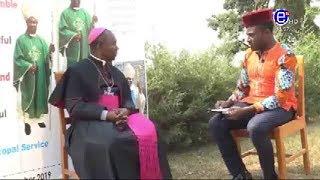 THE INSIDE (Guest: Archibishop Grace Cornelius FONTEM ESUA /Archibishop of Bamenda)