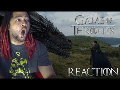 "Game Of Thrones - S07E05 ""Eastwatch"" REACTION / REVIEW (Season 7, Episode 5)"