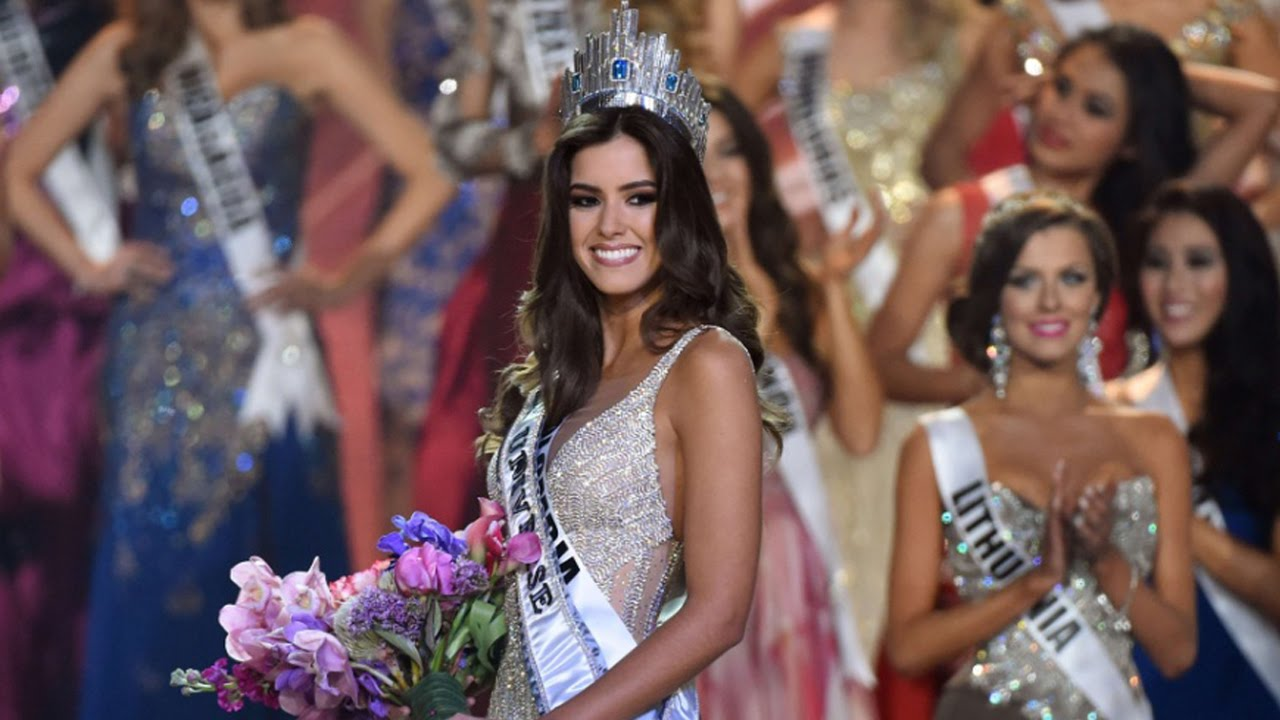 Miss Universe Paulina Vega: Miss Universe 2014 Full Show HD