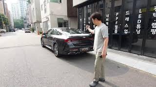 [카엔&카스페이스 분당점] K5 dl3 전동트렁크 시공…