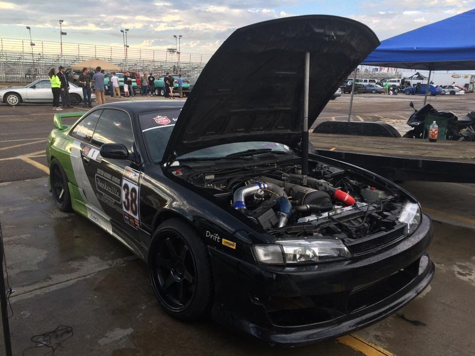 S14 1jz swap kit