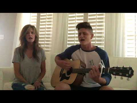 Anything But Mine- Kenny Chesney (Levi Mrozinski cover)