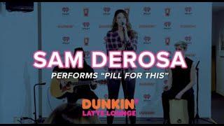 Sam DeRosa Performs