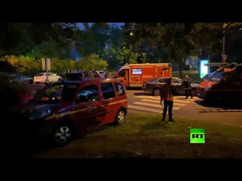 فرنسا.. قطع رأس معلم في ضواحي باريس بسبب رسوم مسيئة للنبي محمد