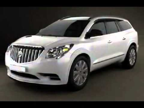 2016 Buick Enclave Interior and Exterior - YouTube