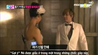 [Vietsub] We Got Married Global Edition - HongKi & Mina (Proposal)
