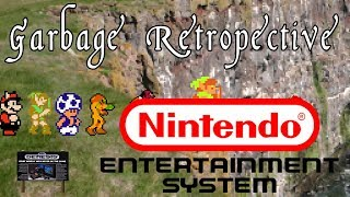 Garbage Retrospective Of Nintendo Entertainment System